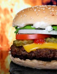 Diet Fast Foods Healthy Better